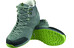 Mammut Pordoi Mid Shoes Men grey/aloe